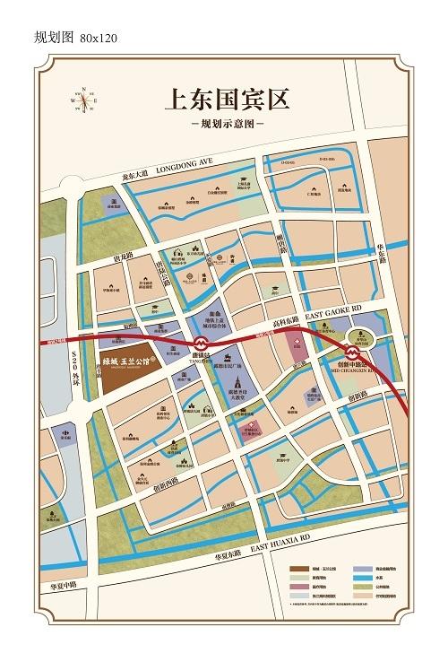 众冠商业广场设计图