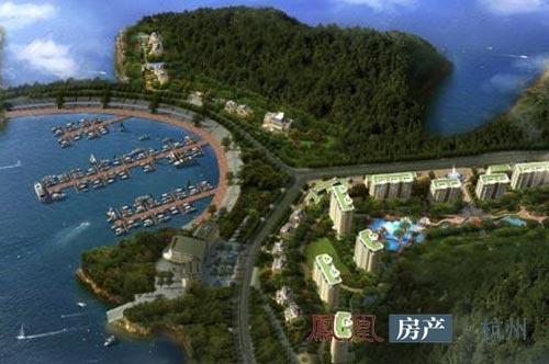 千岛湖柏悦国际花苑预计10月中旬首推