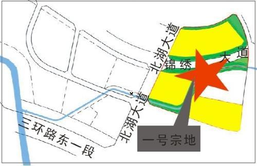 成都市高新区区域划分