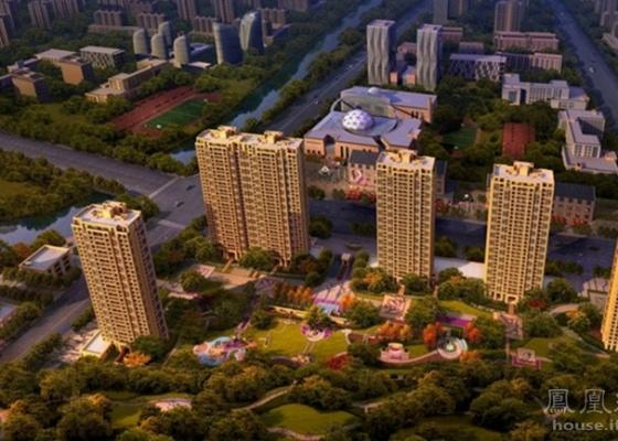 首开国风美域楼盘相册 - 凤凰房产杭州
