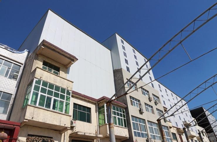 楼房窗户外观效果图