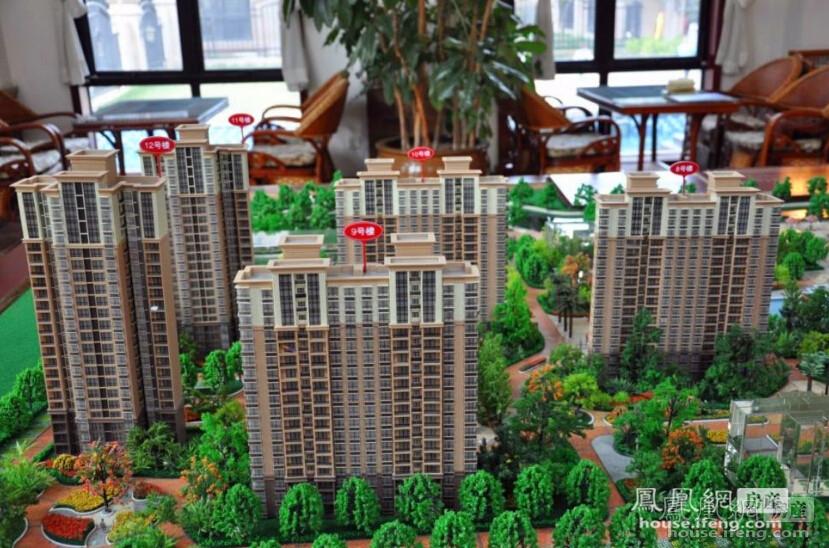 太阳水岸新城楼盘环境 - 凤凰房产上海