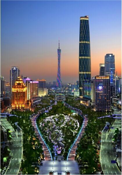 广州首家七星级酒店落户珠江新城 --凤凰房产广州
