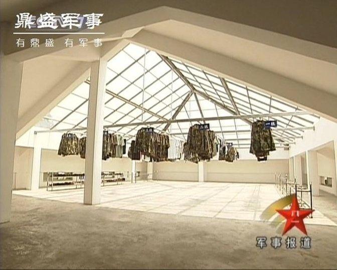 实拍中国解放军的宿舍 干净整洁令人吃惊图片