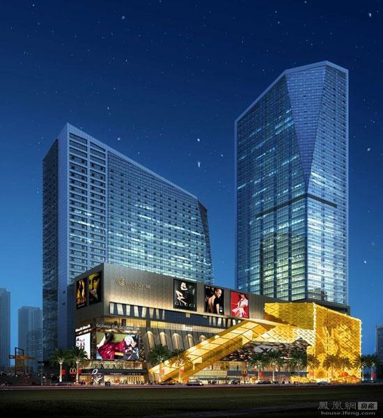 由上海现代建筑设计院倾力打造