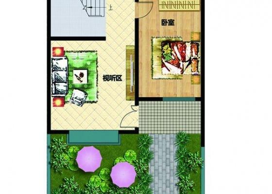 衣柜平面图设计图纸展示