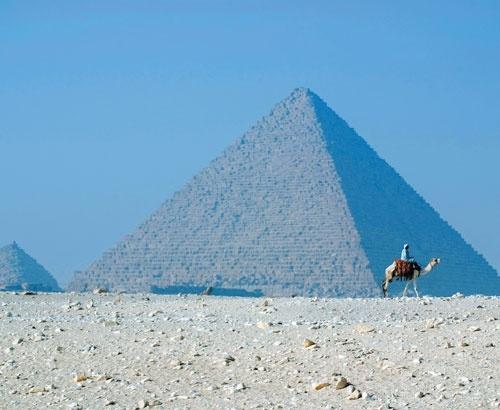 """""""奴隶是建造不出金字塔的!"""" - 大漠胡杨 - 大漠胡杨的博客"""