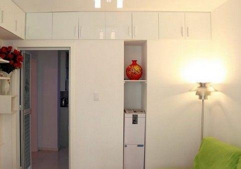 40平米蜗居豪华装修 空间利用做到极致(组图)