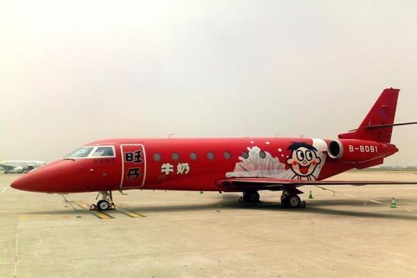 中国富豪最爱私人飞机