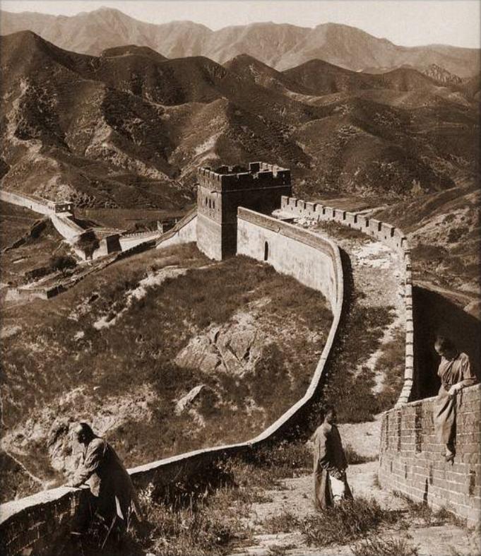 百年前的中国建筑竟然这样 美得让人吃惊! - 苏州太保老徐 - 苏州太保人的私家花园