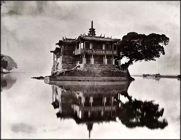 历史的痕迹————百年前的中国古建筑照片