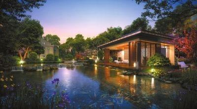 洛阳空中四合院_北京】北京蟹岛绿色生态度假村空中四合院最