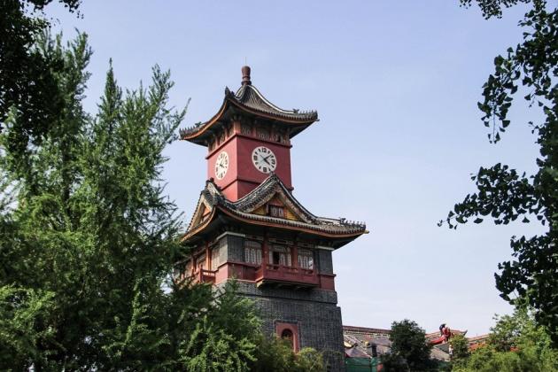 华西坝 历经百年风雨的华西协和大学