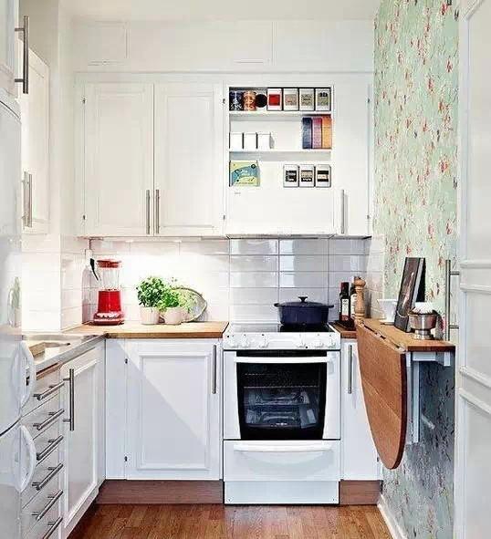 小户型厨房装修全攻略!_新浪房产_新浪网