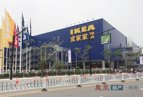 闽首家宜家商场将入驻晋安 最早2019年底开业