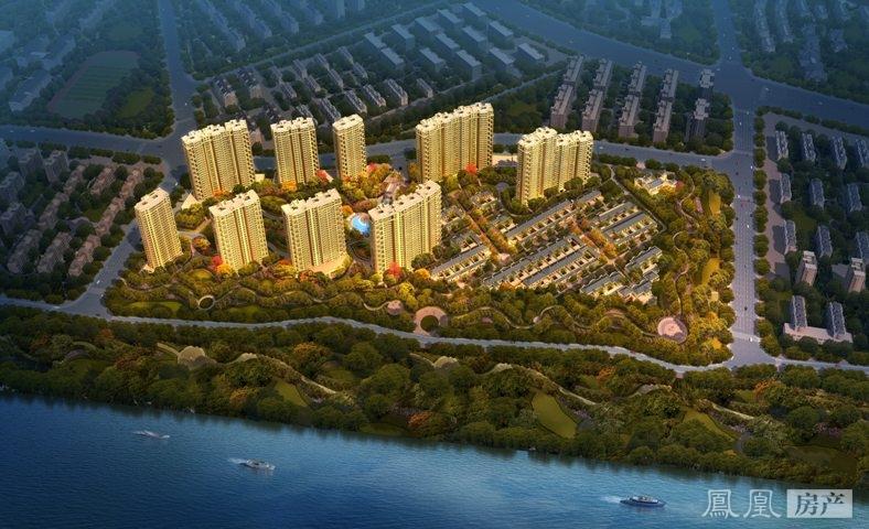 滨江东方海岸楼盘环境 - 凤凰房产北京