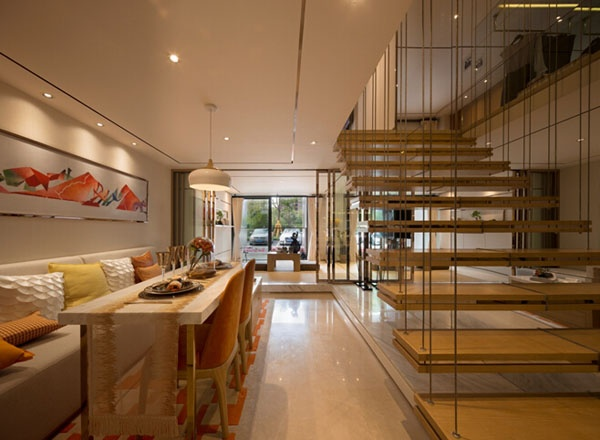 loft阳台设计