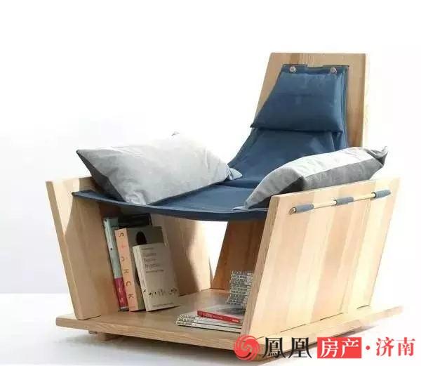 18款极具个性的坐具设计