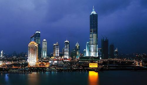 中国金茂城市地标级人居项目图