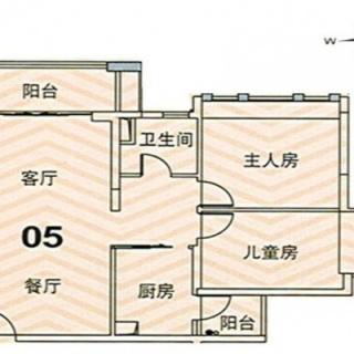 E1/E2栋05户型