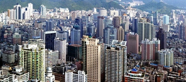 貴陽十三五規劃:欲建成500萬人口特大城市 --鳳