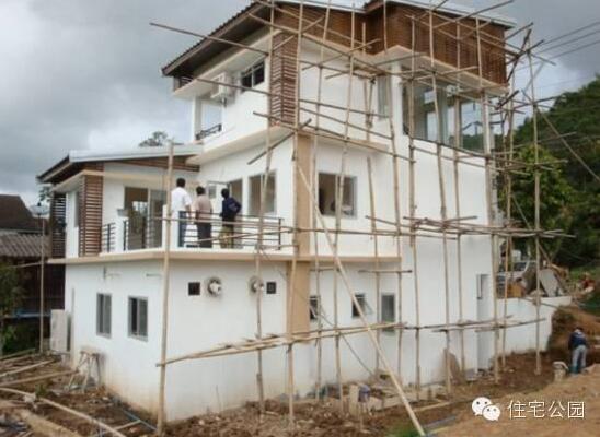 农村自建房防潮设计图