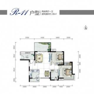 R11户型图