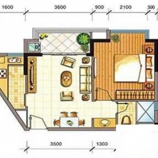 公寓户型A2