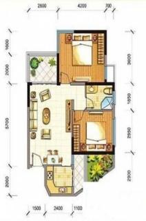 公寓户型A3