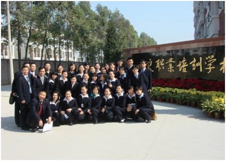 碧桂园慈善三部曲之国良职业培训技术学校
