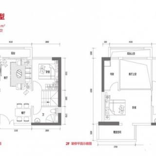 4栋D4户型(08-11房)