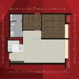 A2(80-90平)铂金商务空间