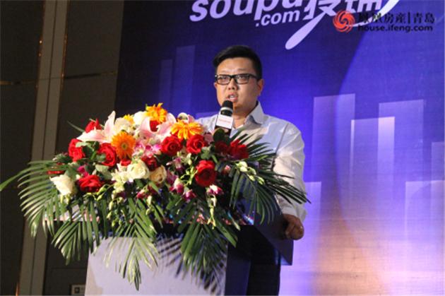 青岛市青年企业家协会执行会长王涛,济南欧亚大观商都常务副总姜辉