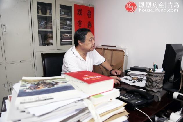 """揭秘丨山东省书法家协会副主席讲述""""两步斋""""的来源"""