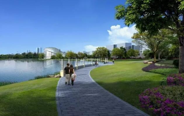 仙葫 柳沙片区要建城市公园!今年南宁城市建设