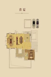 环岛独栋首层2