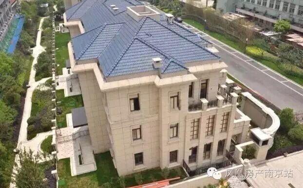 金陵雅颂居 金陵雅颂居位于城中通济门商圈,在今年3月加推6-2号楼