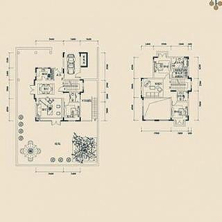 独栋别墅K户型