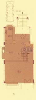 B型别墅首层