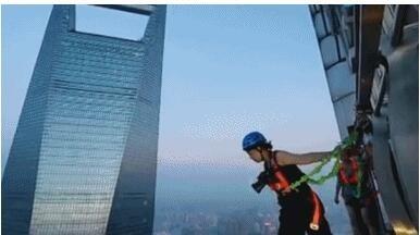 340米的玻璃栈道竟然没有护栏 这样的建筑太大胆了! - 子泳 - 子泳WZ的博客