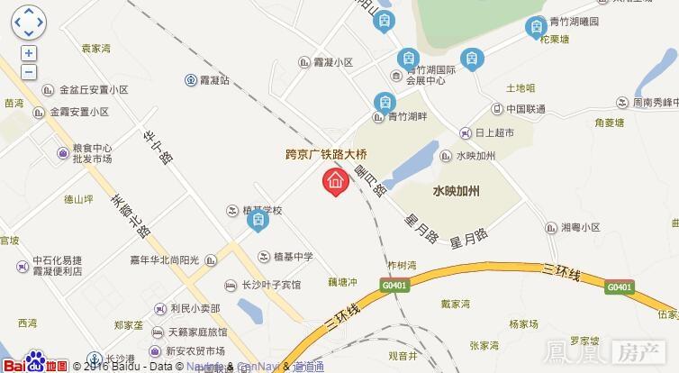 青竹湖曦园天骄规划图2
