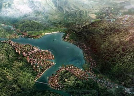 华银天鹅湖国际城