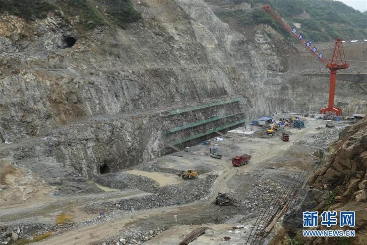 其中,黄金峡水库、三河口水库、输水隧道为调水工程,现处于可研阶段,静态总投资169亿元,计划工期78