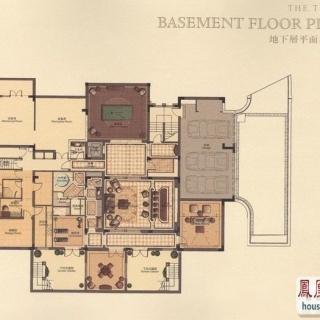 e户型地下室