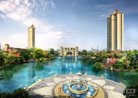 恒大御景半岛:融优质血统 筑城市精品