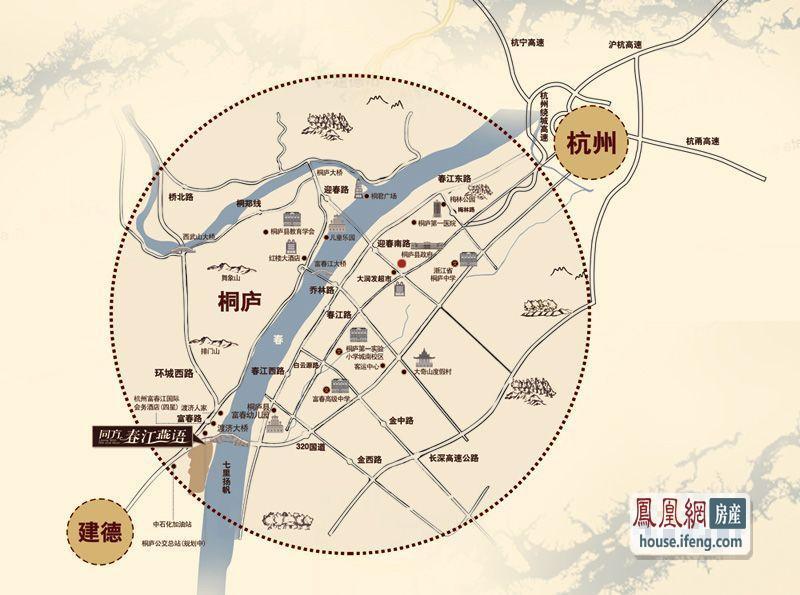 常州新北区春江镇地图