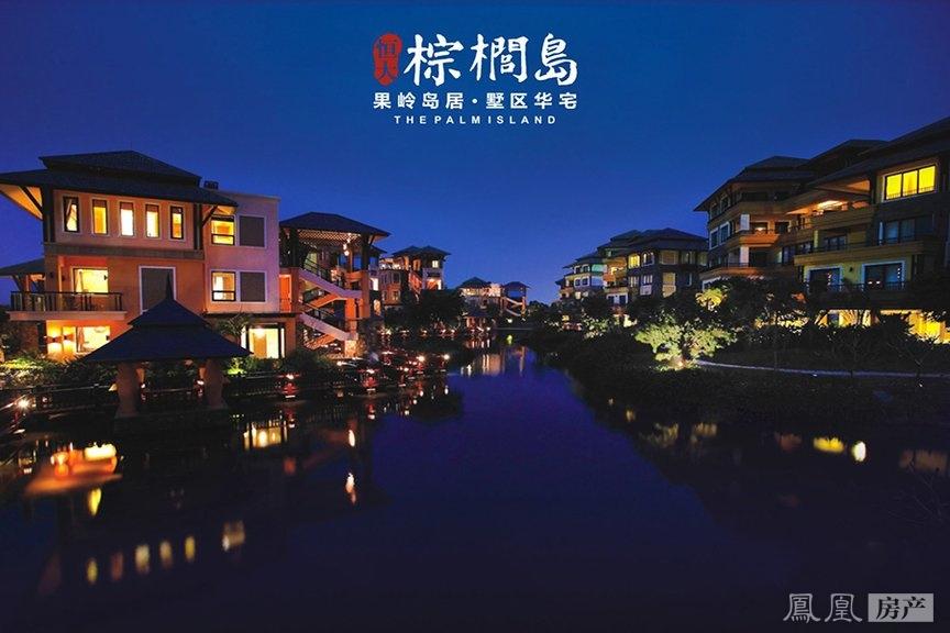 深圳古城小区风景图片