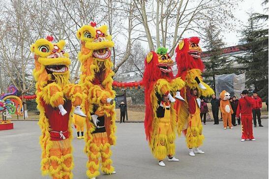 济南动物园春节活动丰丰富多彩