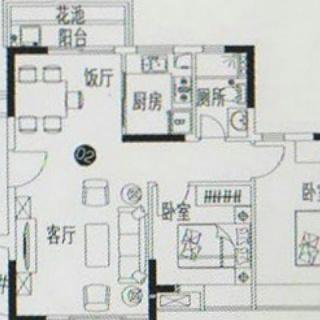 12号楼2梯02户型
