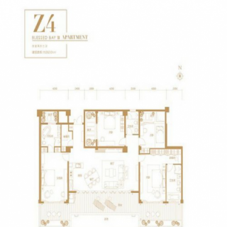 公寓Z4户型